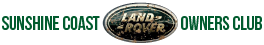 Sunshine Coast Land Rover Owners Club